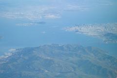 På vej til San Francosco med SAS