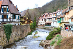 Kaysersberg, Alsace, Frankrig