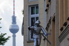 Murmuseet på Bernauer Strasse, Berlin, Tyskland