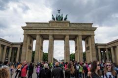 Brandenburger Tor, Berlin, Tyskland