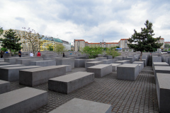 Holocaustmindesmærket, Berlin, Tyskland