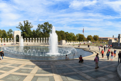 World War II Memorial, Washington D.C., USA