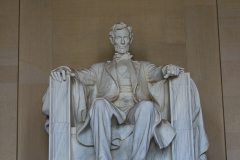 Lincoln Monument, Washington D.C., USA