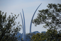 Air Force Memorial, Virginia, USA