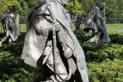 Korean War Veterans Memorial, Washington D.C., USA