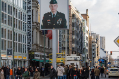 Check Point Charlie, Berlin, Tyskland