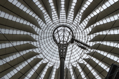 Sony Center, Potzdammer Platz, Berlin, Tyskland
