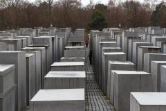 Denkmal für die ermordeten Juden Europas, Berlin, Tyskland