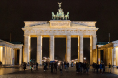 Brandenburger Tor, Berlin, Tyskland