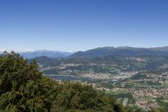 San Salvatore, Lugano, Schweiz