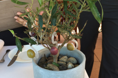 Frokost på JY'S, to-stjernet Michelinrestaurant i Colmar, kan varmt anbefales.