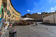 Lucca, Toscana, Italien