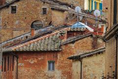 Siena, Toscana, Italien