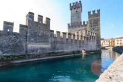 Sirmione, Lombardiet, Italien