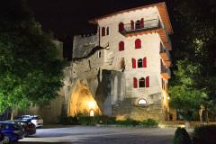 Ristorante La Berlera, Riva del Garda, Trentino, Italien. En super hyggelig restaurant med fantastisk mad.