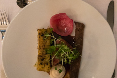 Middag på Fredensborg Store Kro.