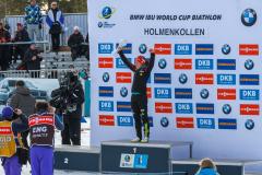 Laura Dahlmeier vinder Worldcuppen.