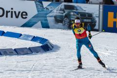 Fransk skiskydningslegende Martin Fourcade