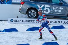 Kommende skiskydningslegende fra Norge, Johannes Thingnes Bø