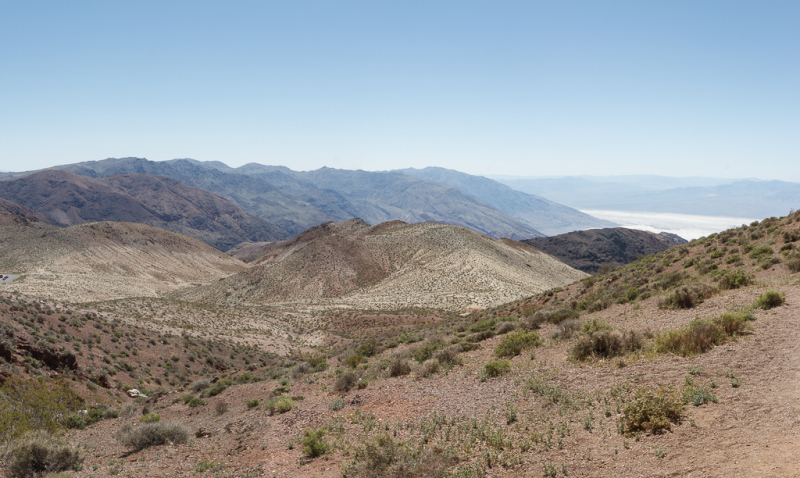 Dantes View, Death Valley, USA