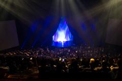 Celine Dion koncert i Las Vegas, USA