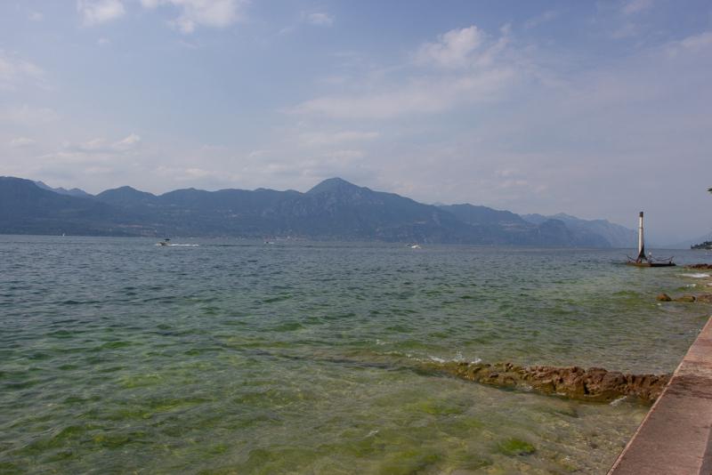 Hotel Baia dei Pini ved Gardasøen