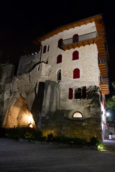 Ristorante La Berlera i Riva del Garda i den nordlige ende af søen.