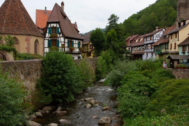 Kaysersberg i Alsace