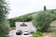 På besøg hos Tenuta Chiccheri med opvartning af Giulia