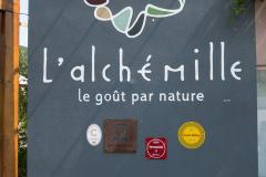 Besøg hos L'Alchemille i Kayserberg