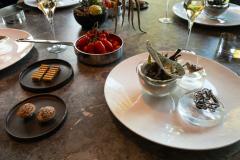 En fantastisk middag hos Wassim på Restaurant Frederikshøj i Aarhus.