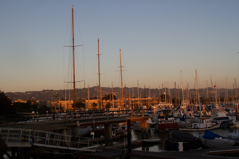Berkeley Marina, Berkeley, USA