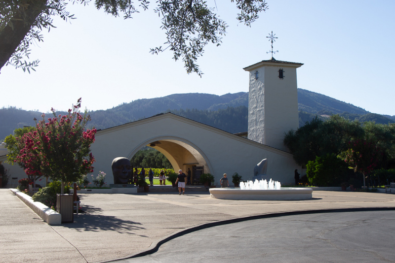 Robert Mondavi Winery i Napa Valley