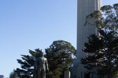 Coit Tower, San Francisco, USA.