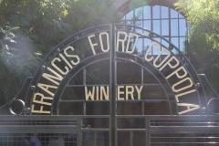 Francis Ford Coppola Winery i Napa Valley