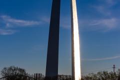 Gateway Arch, St. Louis, Missouri, USA