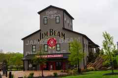 Jim Beam Distillery, Kentucky, USA