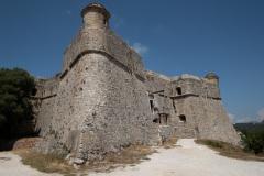 Fort du Mont Alban, Nice, Frankrig