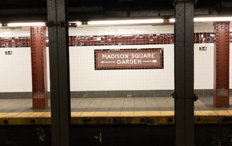 Subway, New York, USA