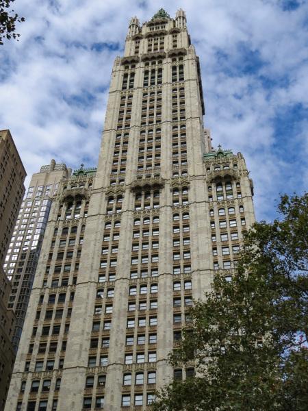 Woolworth Building, New York, USA