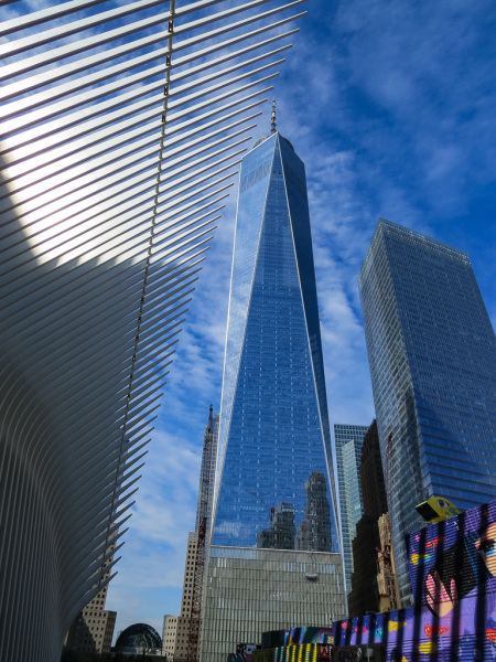 World Trade Center Terminal, New York, USA