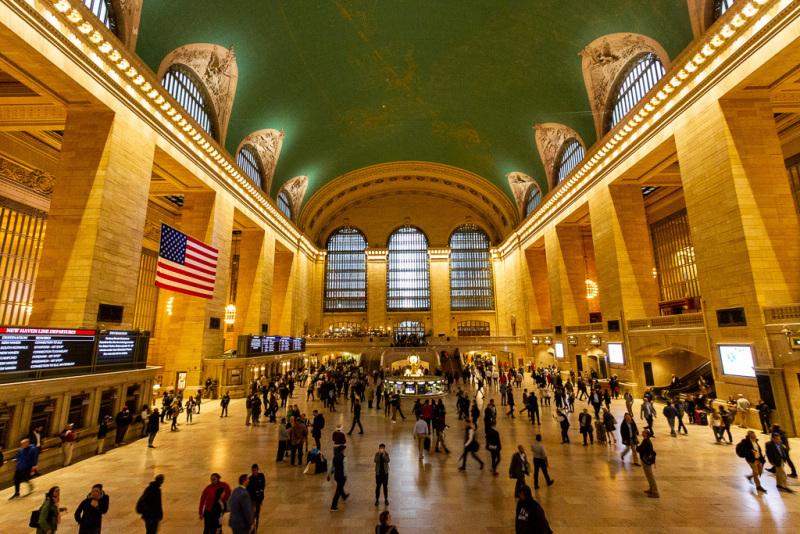 Grand Central Terminal, New York, USA