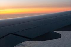 På vej til New York med SAS