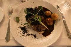 Middag på Fredensborg Store Kro, Fredensborg, Tyskland