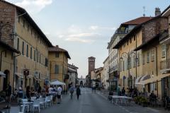 Cherasco, Piemonte, Italien