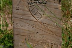 Zind Humbrecht parcel på Grand Cru Brand, Turckheim, Alsace