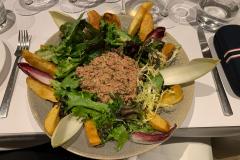 Middag med Rikke og Klaus på Restaurant ET i Aarhus